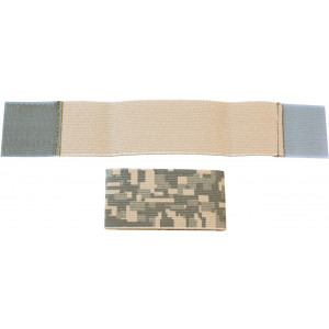 ACU Digital Camouflage Elastic Hook & Loop Blouser Boot Garter