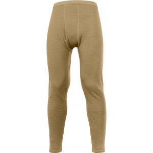 Coyote Brown Military Generation III Level II Mid-Weight Thermal Pants
