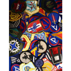 Assorted GI Military Military Patches