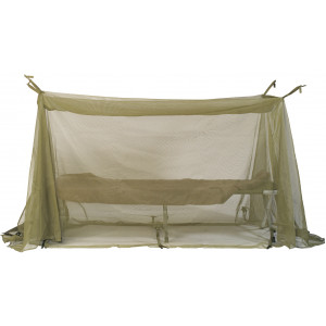 Olive Drab Reinforced Mesh Mosquito Net