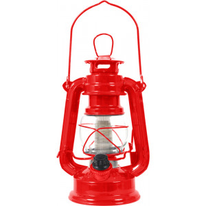 Red Outdoor Camping 12 Bulb LED Lantern