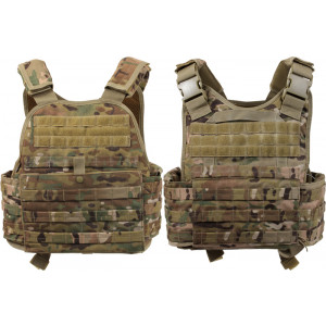 Multi Cam OCP Scorpion Camo MOLLE Tactical Plate Carrier Assault Vest