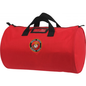 Red Military US Marine Corps Carry Role Bag