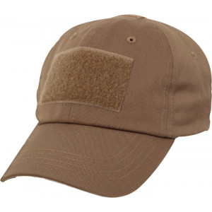 Coyote Brown Military Low Profile Baseball Hat Tactical Operator Cap