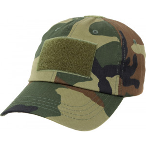 Woodland Camouflage Military Baseball Hat Tactical Operator Cap