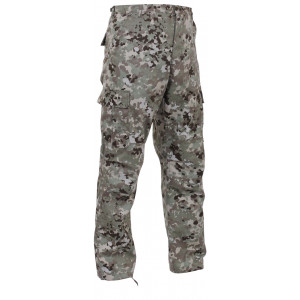 Total Terrain Camouflage Military Cargo BDU Fatigue Pants