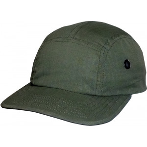 Olive Drab Military Rip-Stop Street Adjustable Hat Urban Cap