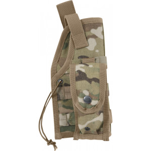 Multi Cam MOLLE Tactical Holster