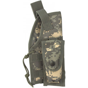 ACU Digital Camouflage MOLLE Tactical Holster