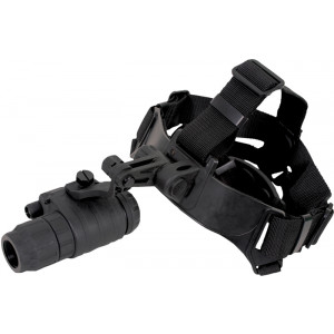 Black Sightmark 1 x 24 Ghost Hunter Monocular NV Goggles