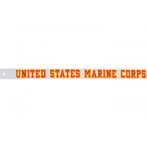United States Marine Corps Long Window Decal