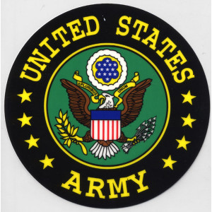 United States Army Seal Decal