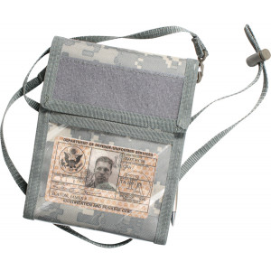 ACU Digital Camouflage Deluxe ID Holder