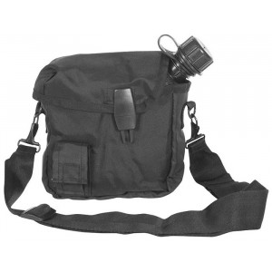 Black GI Style 2 Quart Bladder Canteen Cover