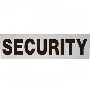 Security Reflective Patch Branch Tape Patch