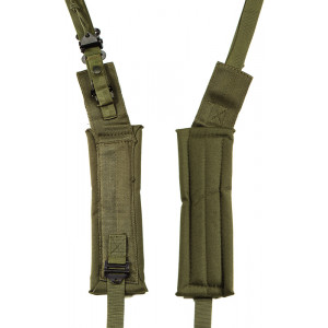 Olive Drab Military Enhanced Alice Pack Frame Replacement Shoulder Straps