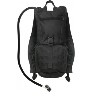 Black Rapid Trek Tactical Hydration Backpack with 3 Liter Bladder