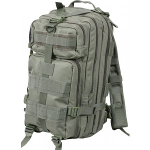 Foliage Green Military MOLLE Medium Transport Assault Pack Backpack