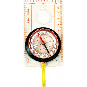 Travelers Map Compass
