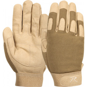 Coyote Brown Lightweight All Purpose Duty Gloves