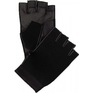Black Fingerless Neoprene Gloves
