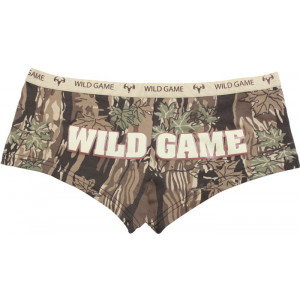 Smokey Branch Camouflage WILD GAME Booty Shorts