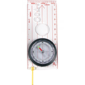 Travelers Deluxe Liquid Filled Map Compass