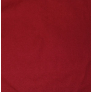 "Red Solid Sport Biker Cotton 22"" x 22"" Bandana"