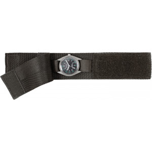 Black Military Commando Watch Band