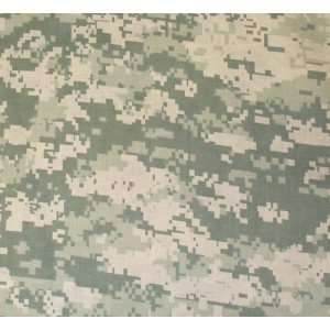 "ACU Digital Camouflage Military 27"" x 27"" Cotton Bandana"