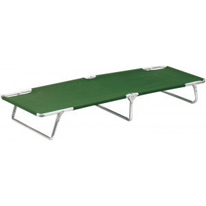 Olive Drab Military Aluminum Sturdy Camping Cot