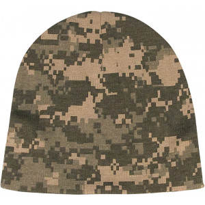 ACU Digital Camouflage Infant Crib Cap