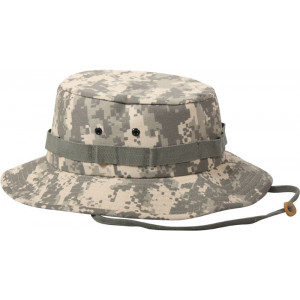 ACU Digital Camouflage Military Wide Brim Jungle Hat