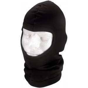 Black Military Cold Weather Face Protection Winter Balaclava Mask