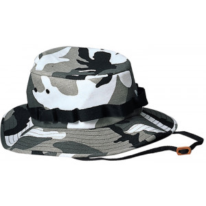 City Camouflage Military Wide Brim Jungle Hat
