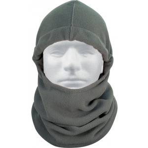 Foliage Green Polar Fleece Adjustable Winter Balaclava Mask 07ae677f1e9