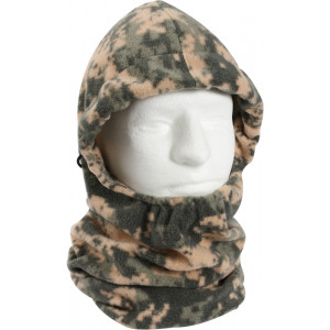 ACU Digital Camouflage Polar Fleece Adjustable Winter Balaclava Mask