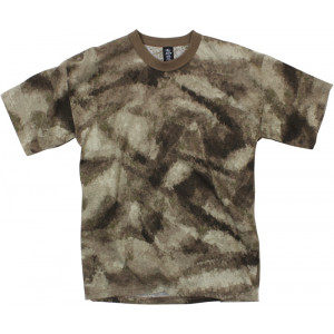 A-TACS AU Military Camouflage Short Sleeve T-Shirt