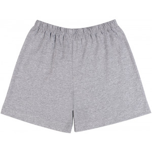 Grey Classic Physical Training Workout Army Shorts