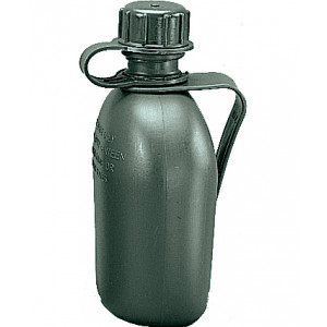 Olive Drab Genuine GI 1 Quart Canteen