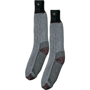 Nordic Gear: Grey Lectra Sox Thermal Socks Pair