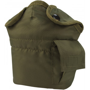 Olive Drab Military Canteen Cover