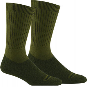 Olive Drab Coolmax Wigwam Hiking Socks Pair