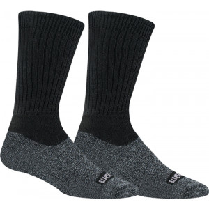 Black Coolmax Wigwam Hiking Socks Pair