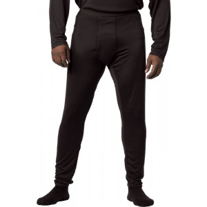 Black Generation III ECWCS Silk Weight Underwear Pants