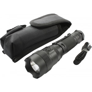 Black Smith & Wesson M&P Tactical LED Flashlight
