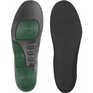Black Military Public Safety Insoles