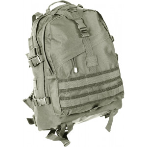 Foliage Green Military MOLLE Large Transport Assault Pack Backpack