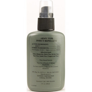 Genuine GI Army Spray Insect Repellent