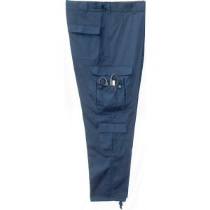 Navy Blue Tactical 9 Pocket EMS/EMT Pants